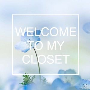 ✨Welcome To My Closet✨
